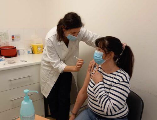 Vaccination Covid-19 : les centres de santé à l'œuvre !